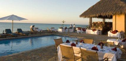 Anantara Medjumbe Island Resort & Spa, el lujo africano