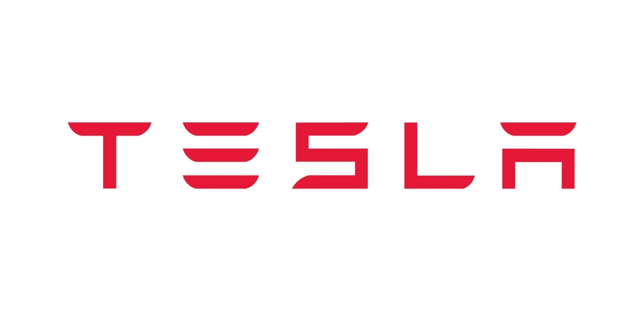 Logo de la compañía tecnológica Tesla