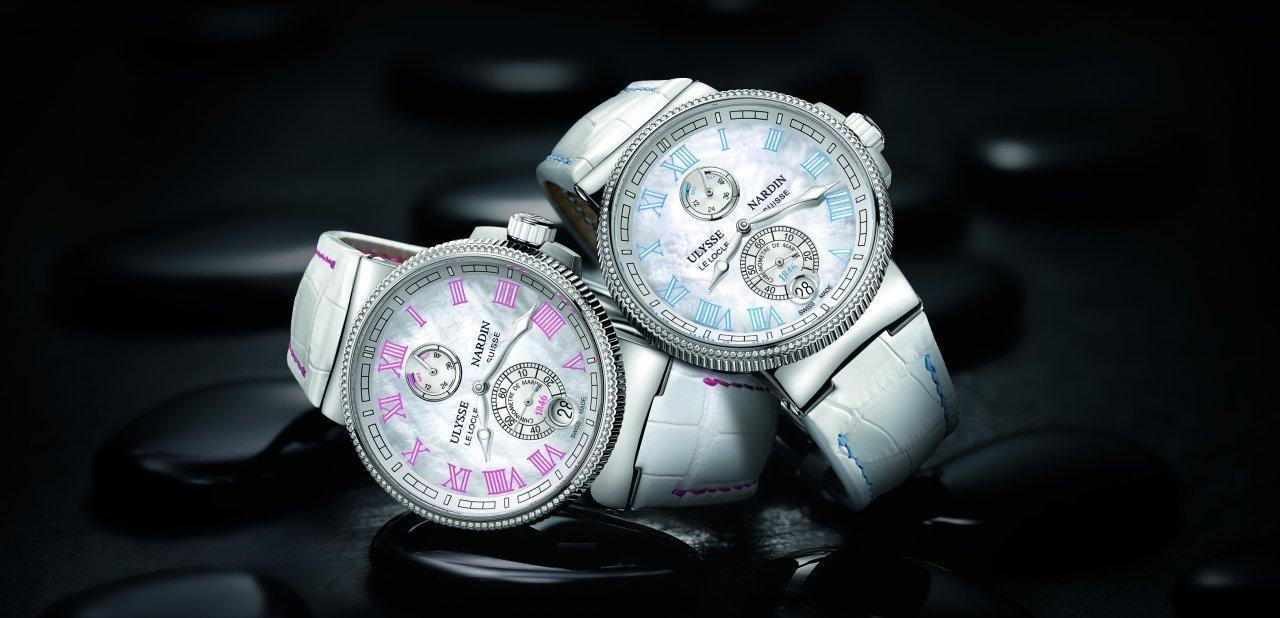 Los Ladies Marine Chronometer Manufacture de Ulysse Nardin