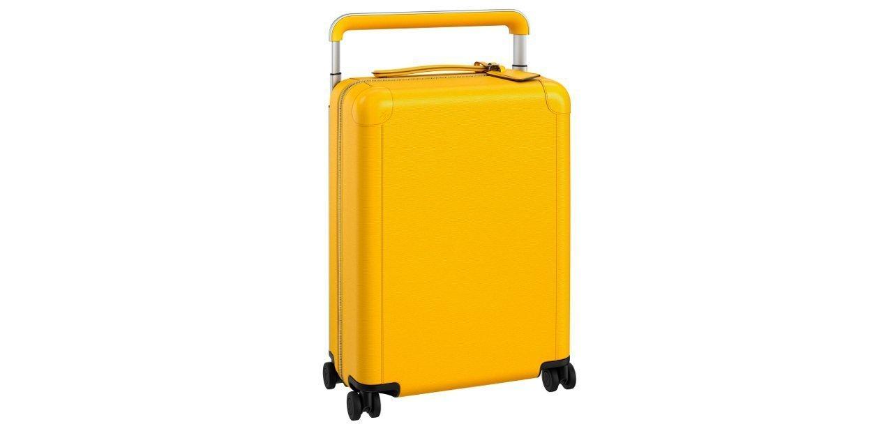 Maleta amarilla citrón LV
