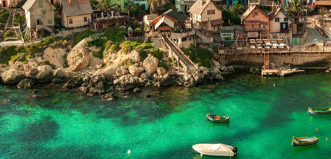 Malta Hollywood mediterráneo
