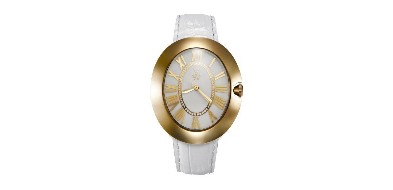 Monnalisa Collection blanco y oro