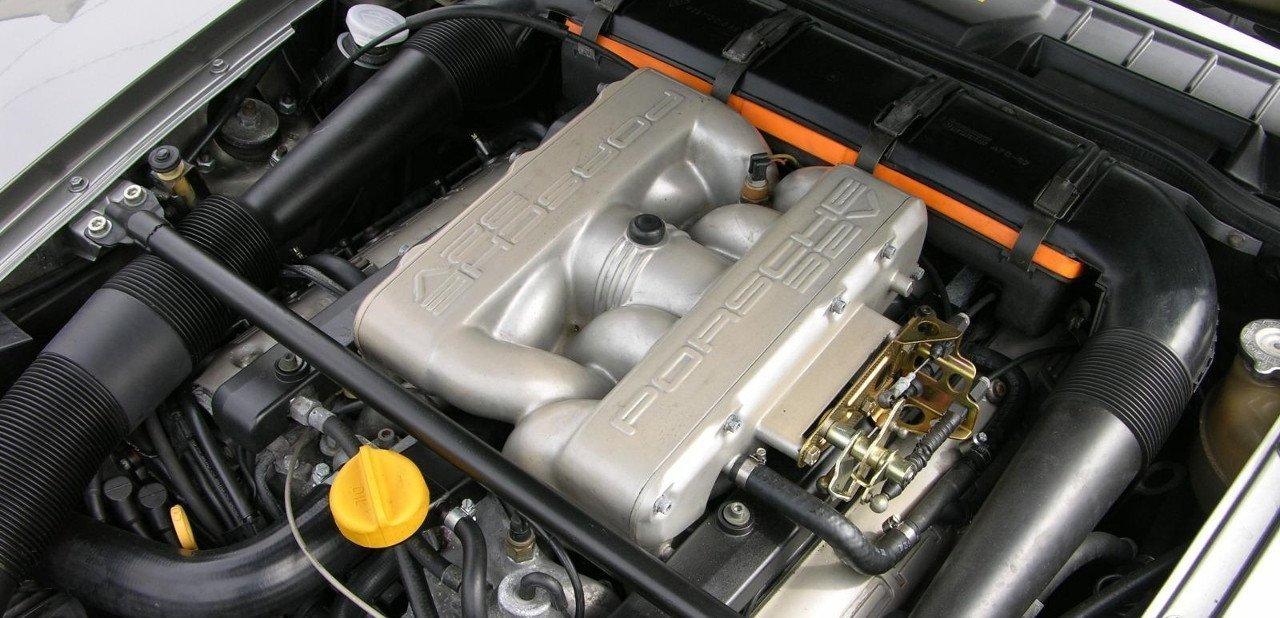 Motor del Porsche 928