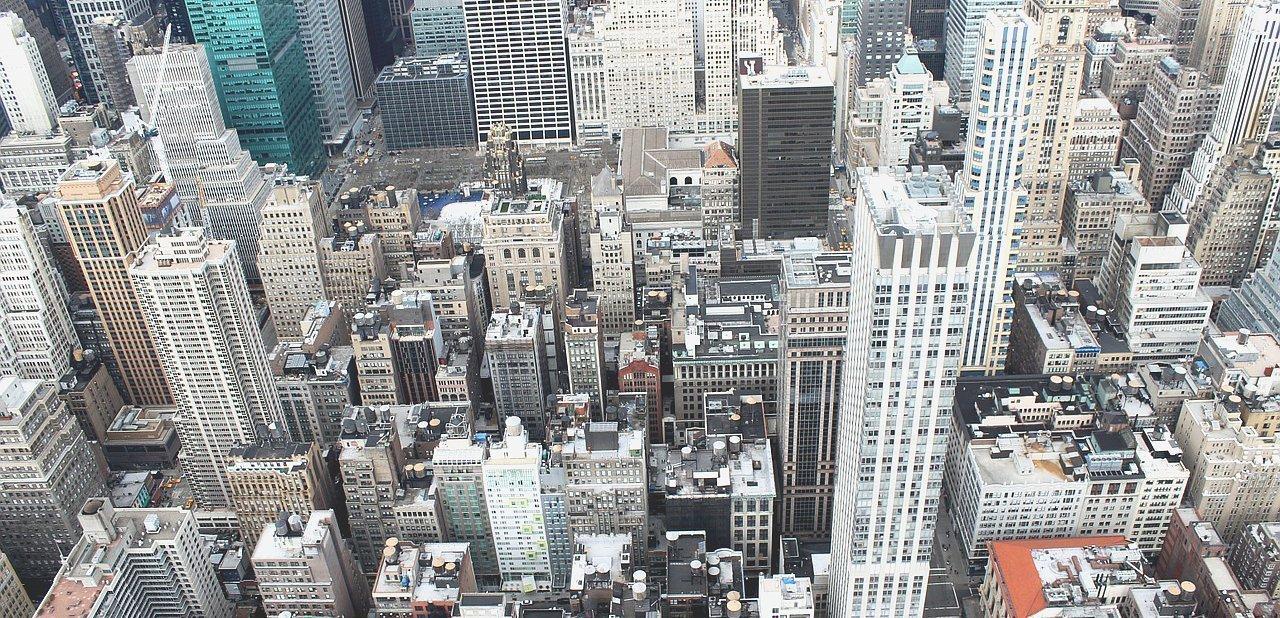 Nueva York desde las alturas
