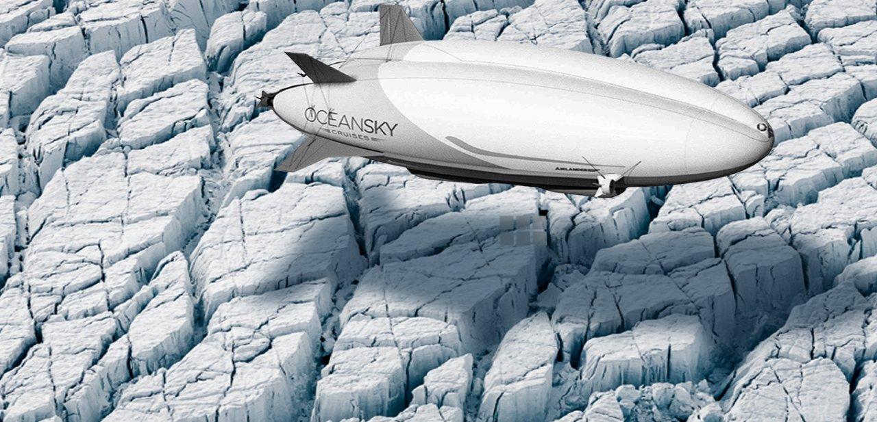 Ocean Sky Airlander