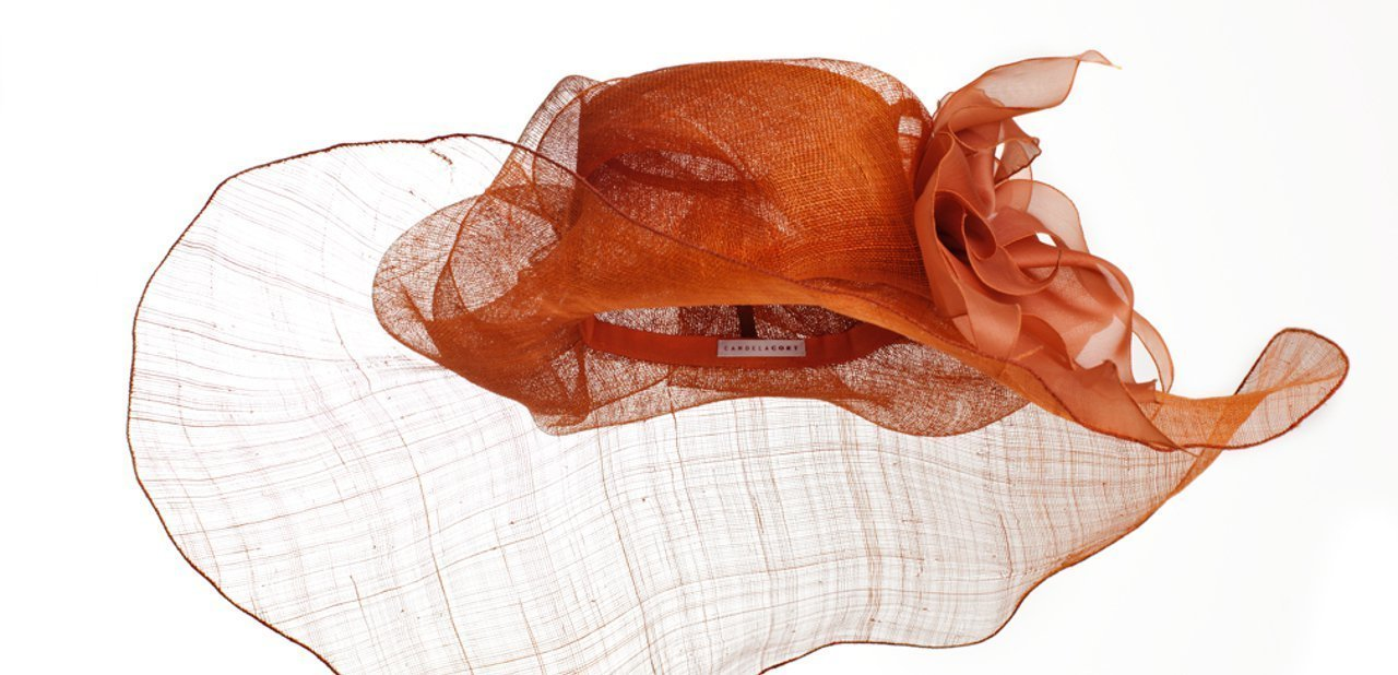 Pamela naranja de Candela Cort