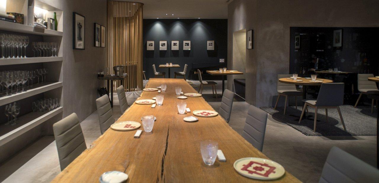 Panorámica del restaurante Ricard Camarena