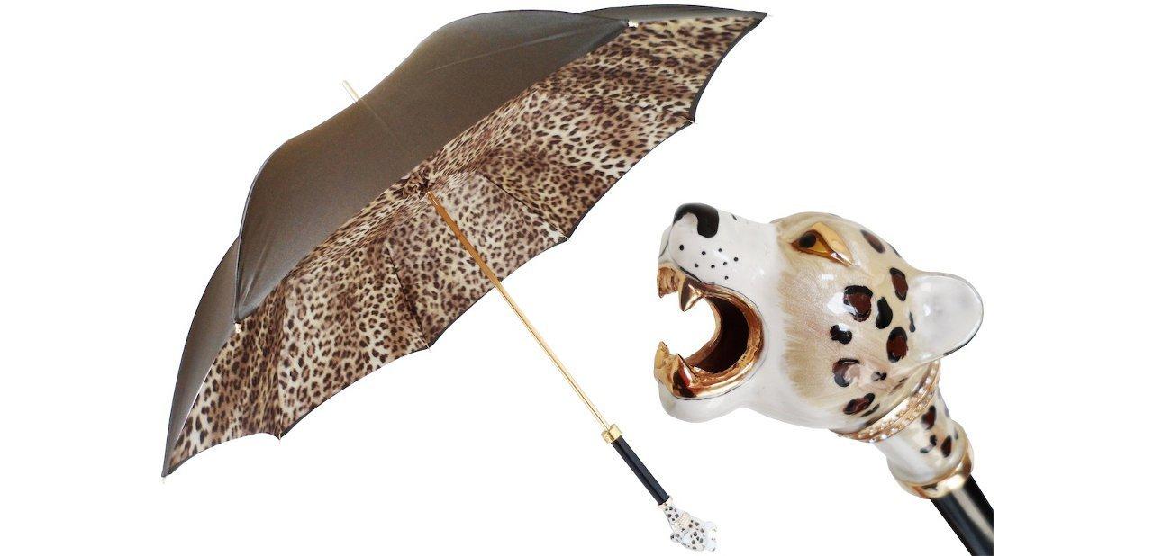 Paraguas italianos Pasotti Print animal