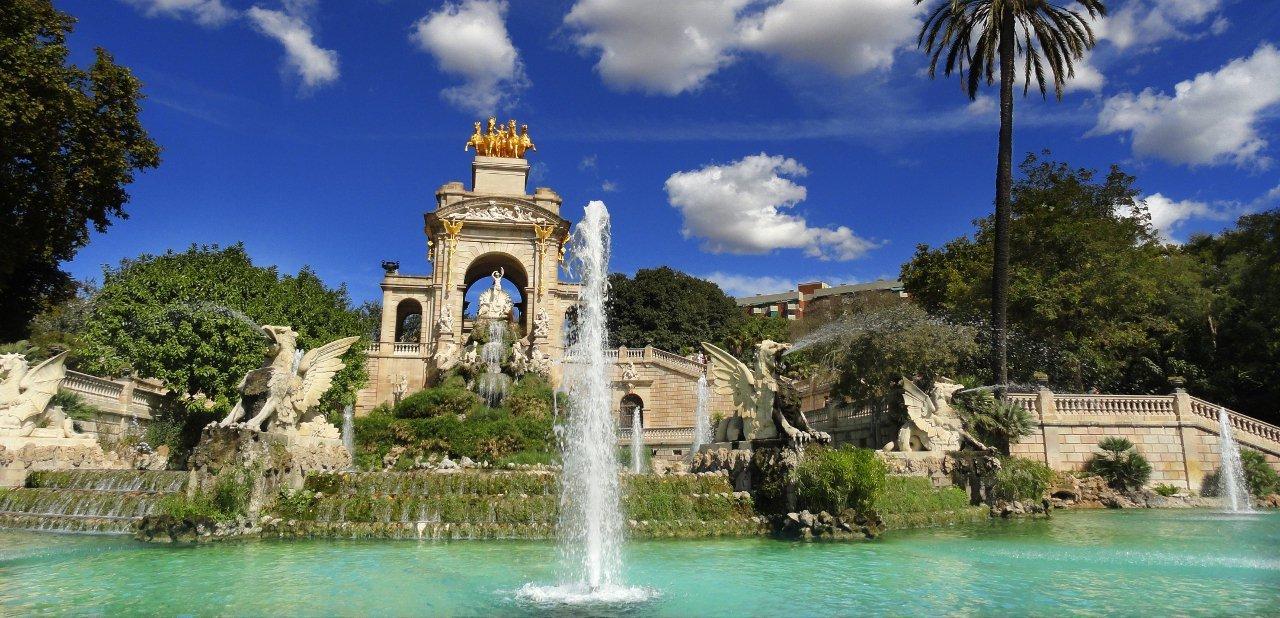 Parque de la Ciudadela, Barcelona
