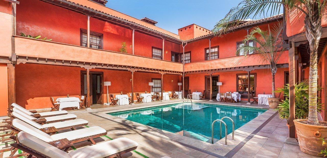 Hotel san roque en garachico tenerife el lujo del silencio for Hoteles de lujo en caceres