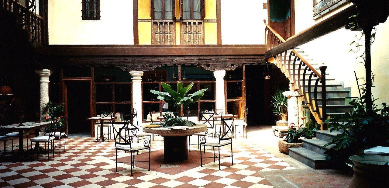 Hotel la casa del rector en almagro todo el encanto de ciudad real - Hotel la casa del rector en almagro ...