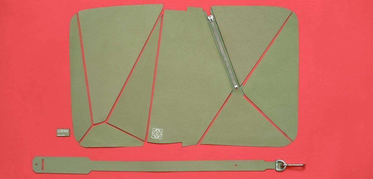 Piezas del bolso Puzzle de Loewe