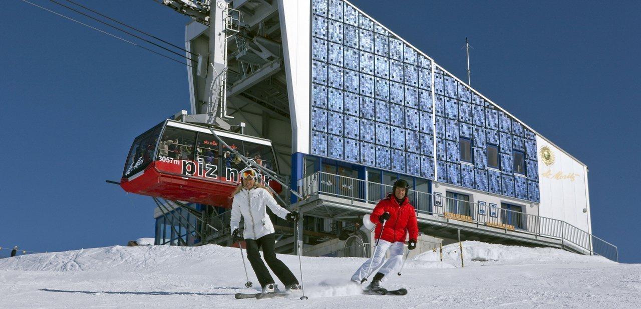 Pistas de esquí de St. Moritz
