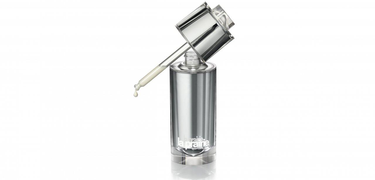 Platinum serum frasco abierto