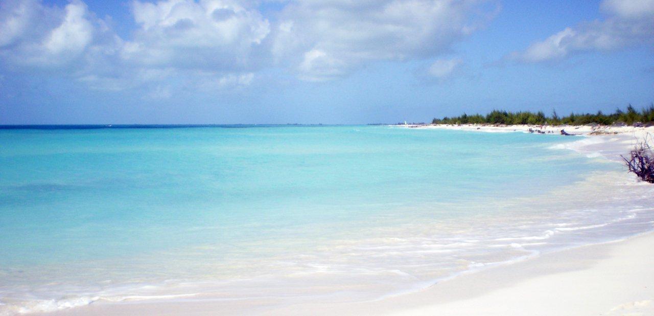 Playa Paraíso, Cayo Largo (Cuba)