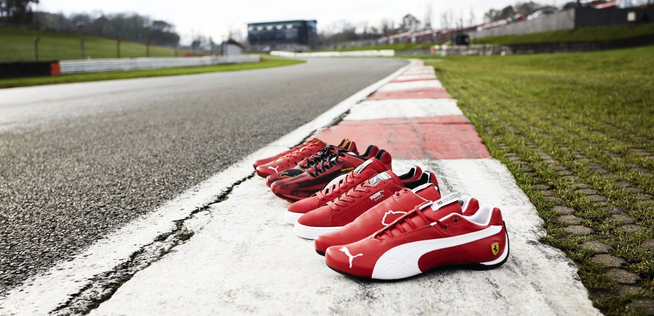 PUMA Ferrari edición especial