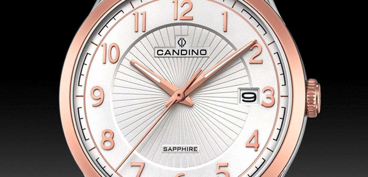 Relojes Candino y la reinvención del concepto  pair watch  f6d21c0ff8d