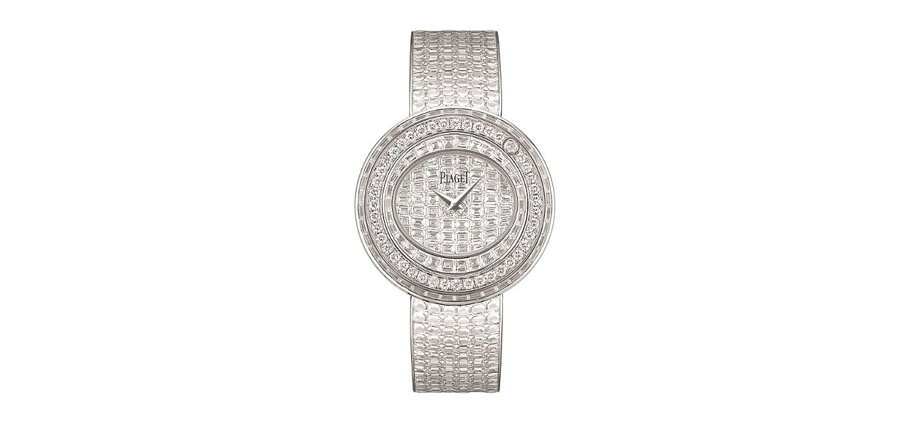 Reloj de diamantes Piaget Possession