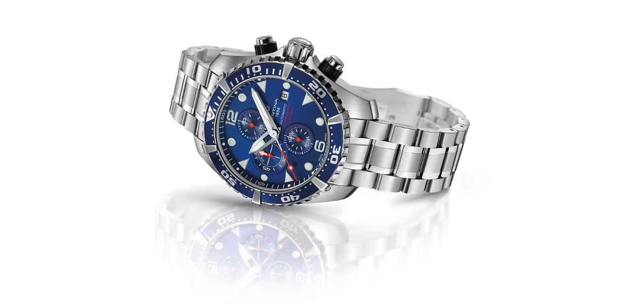Reloj de muñeca Certina DS Action Diver
