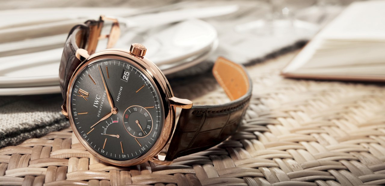 Reloj Portofino Hand-Wound Eight Days de IWC