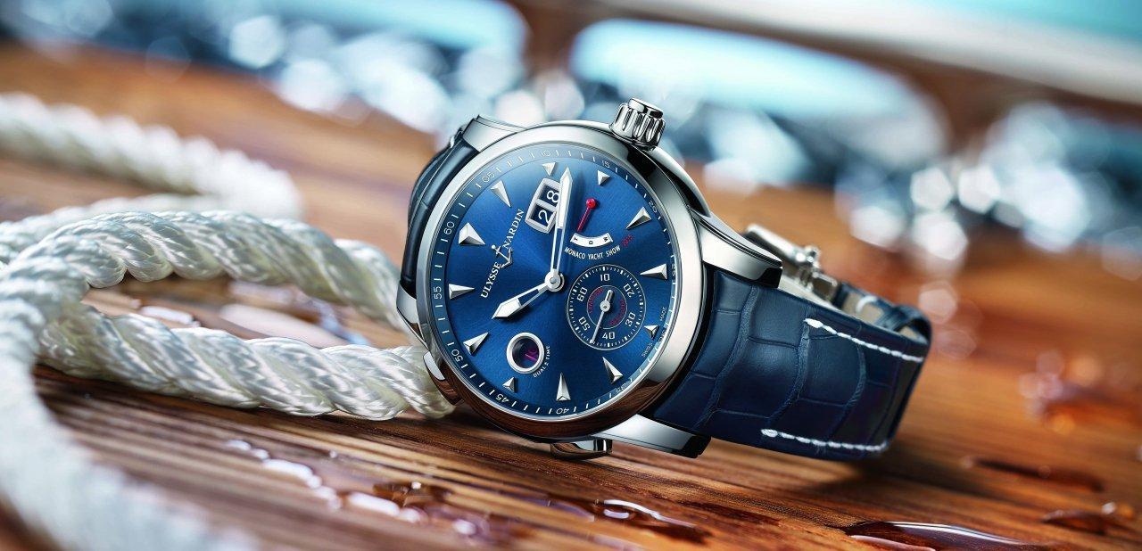 Reloj Ulysse Nardin Dual Time Manufacture Monaco