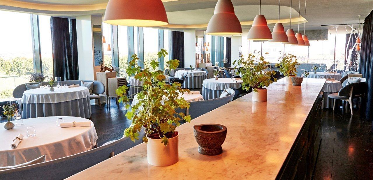 Restaurante Geranium