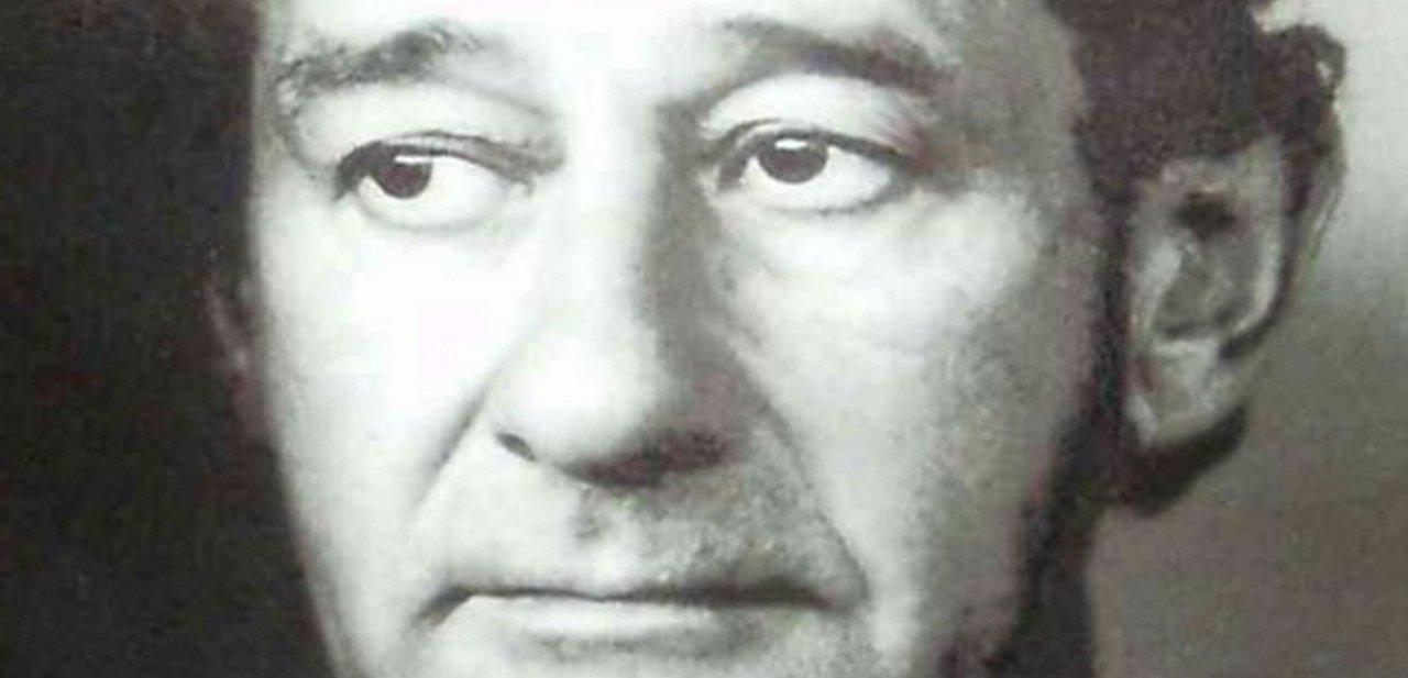 Retrato de Helmut Newton