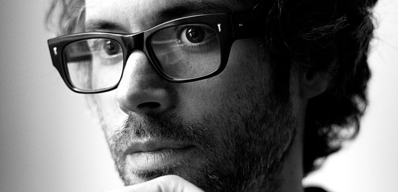 Retrato de James Rhodes