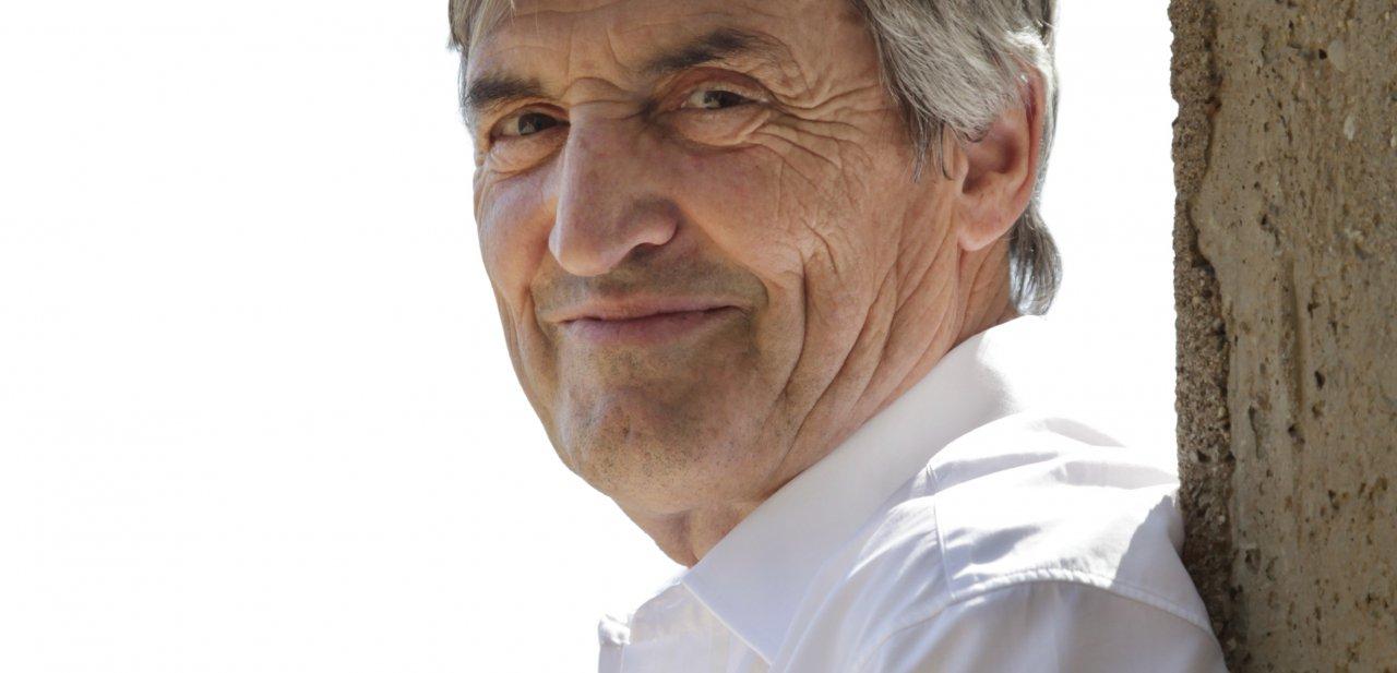 Retrato de Jean-Claude Ellena