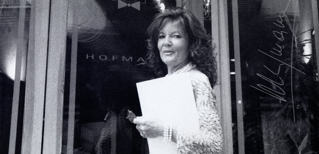 Retrato de Mey Hofmann