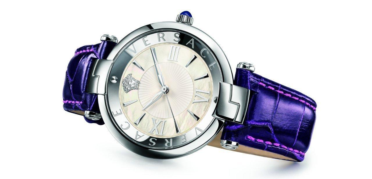 Rêvive Versace púrpura