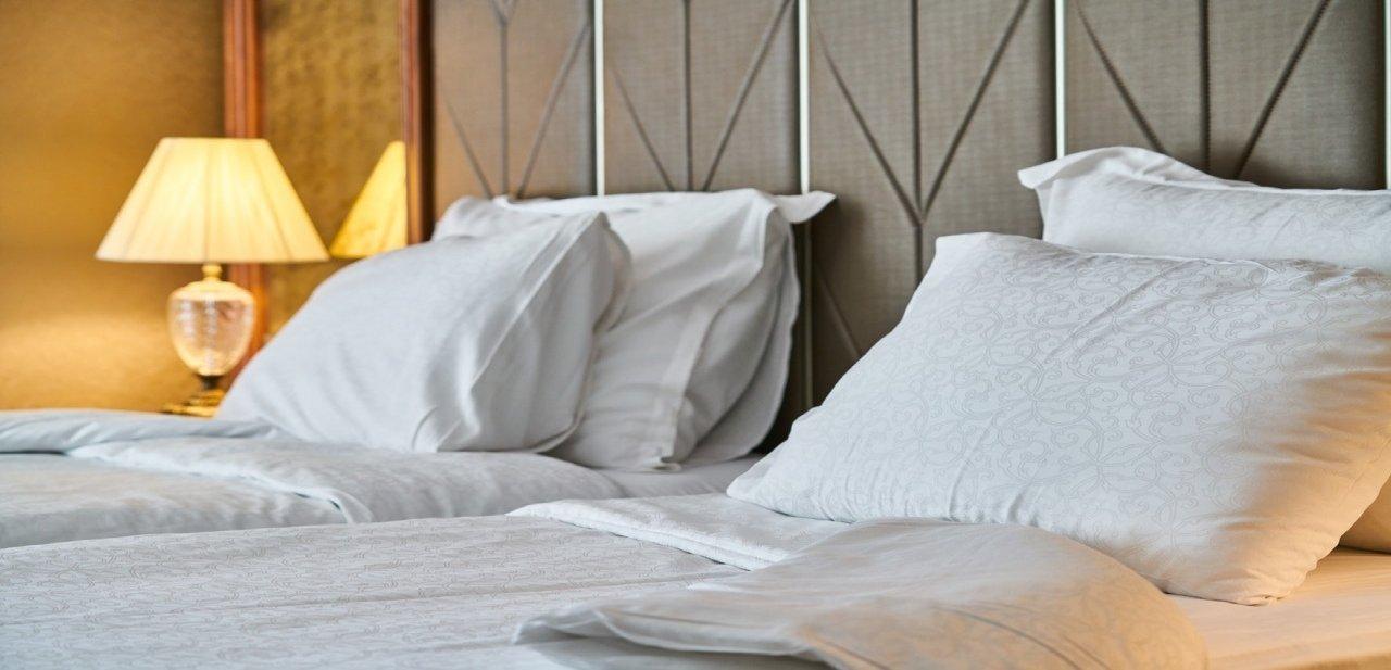 Ropa de cama de algodón egipcio