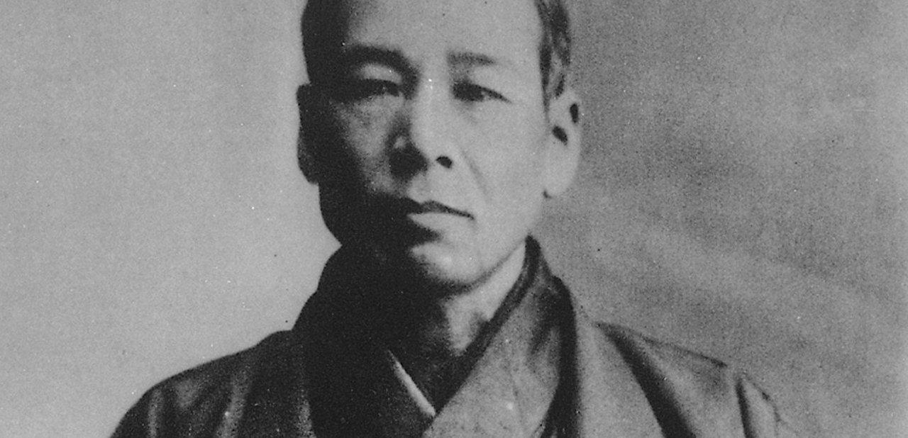 Sakichi Toyoda de joven