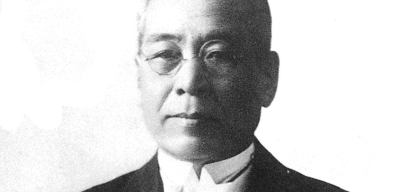 Sakichi Toyoda en su madurez