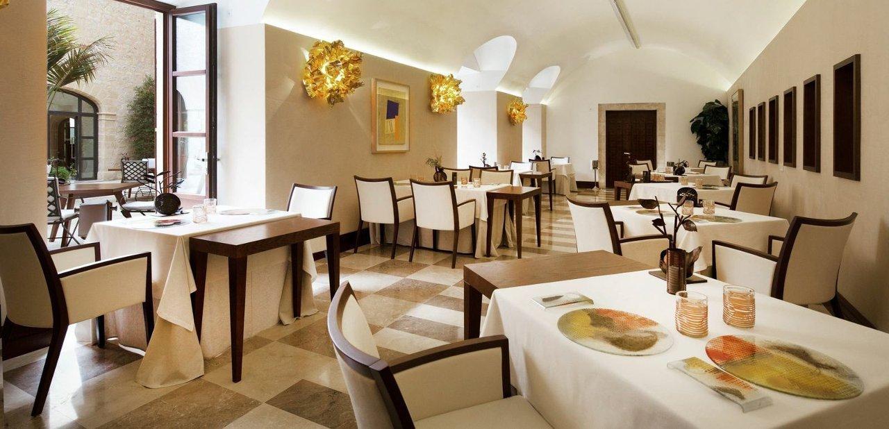 Salón del restaurante Zaranda