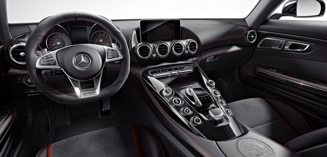 Salpicadero del GT S