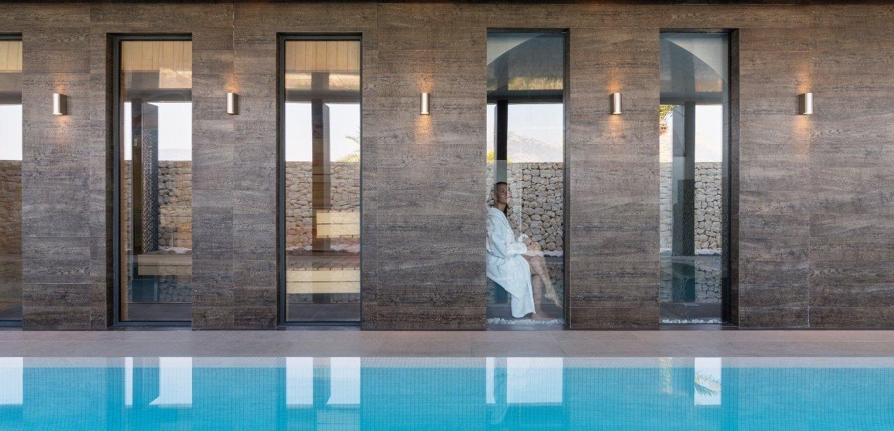 Sha Wellness Clinic piscina interior