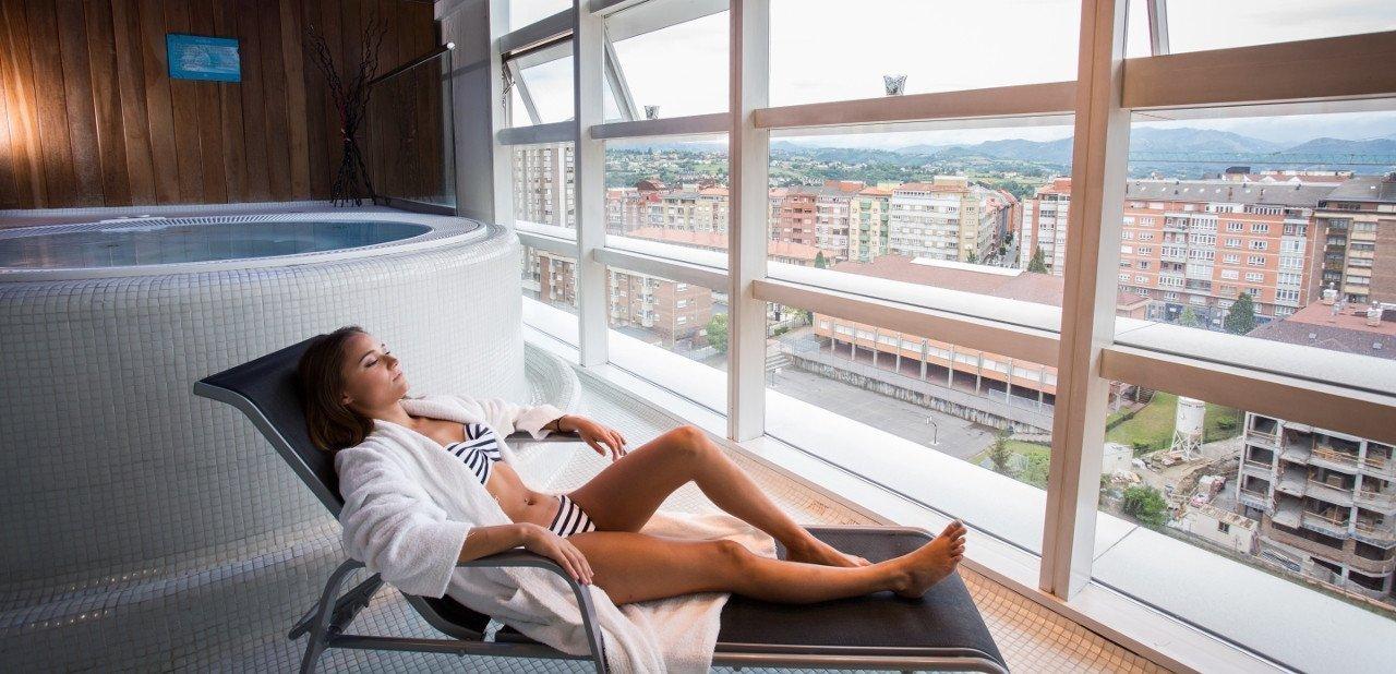 Spa del Ayre Hotel Oviedo