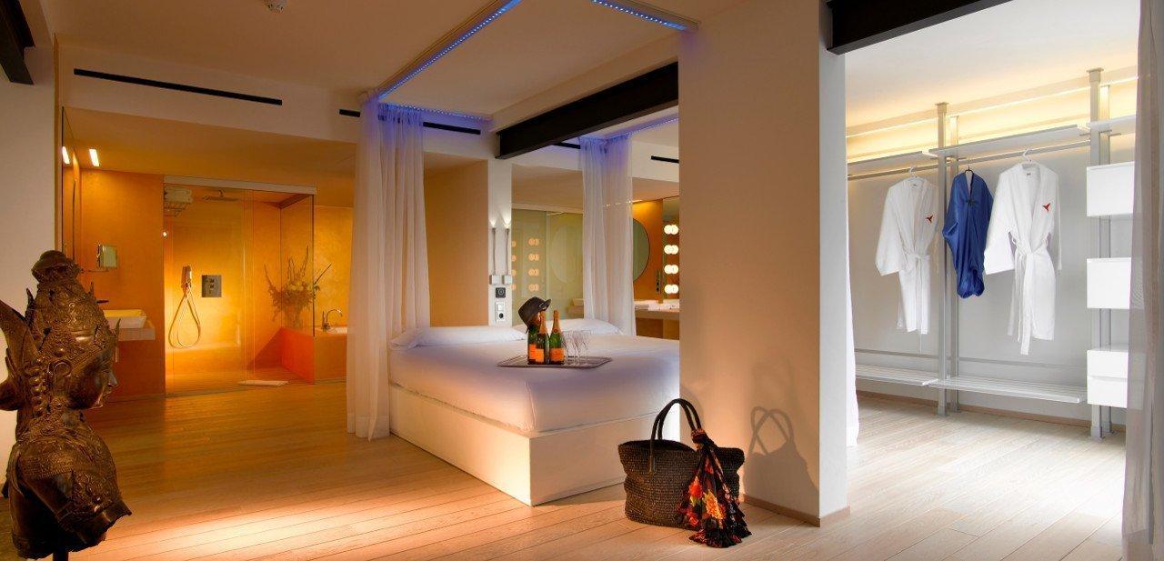 Suite presidencial del Ushuaia Ibiza Beach Hotel