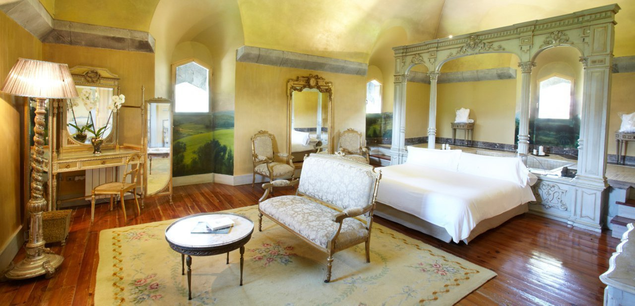 Suite superior Castillo Arteaga