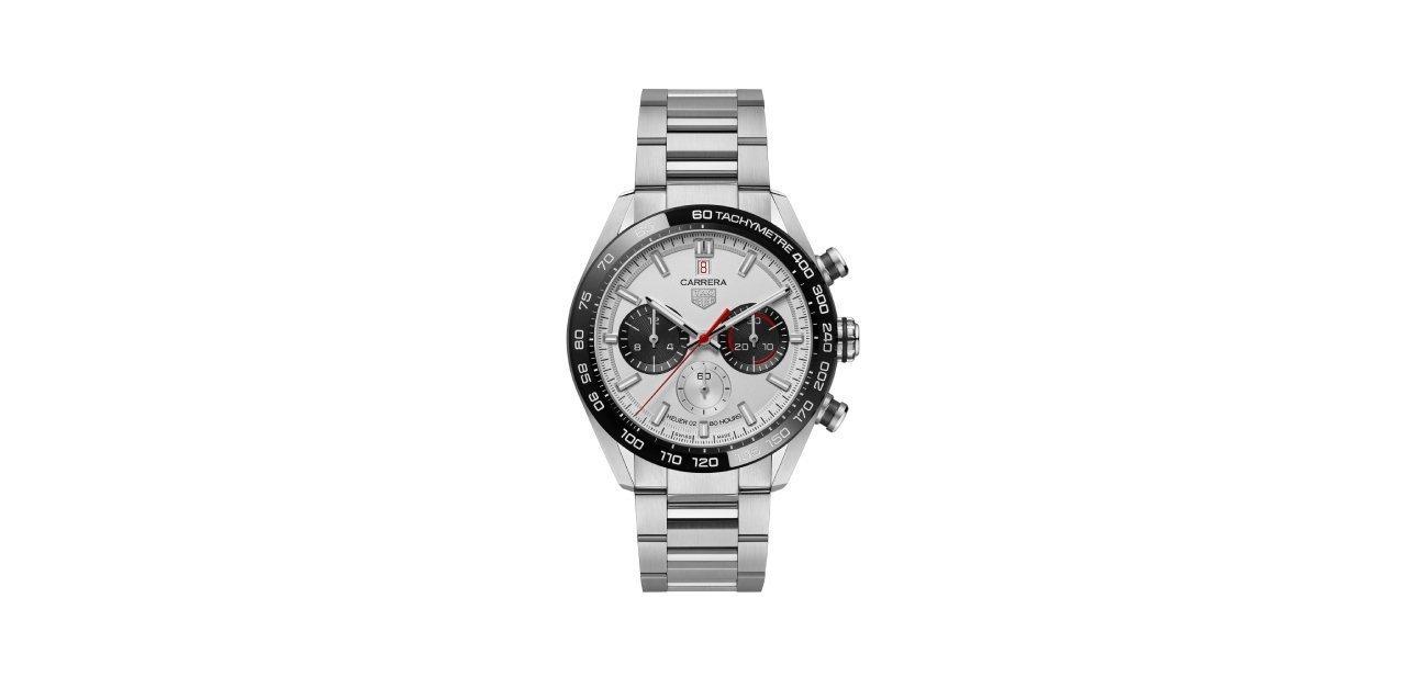 TAG Heuer Carrera Sport Chronograph Special Edition esfera blanca