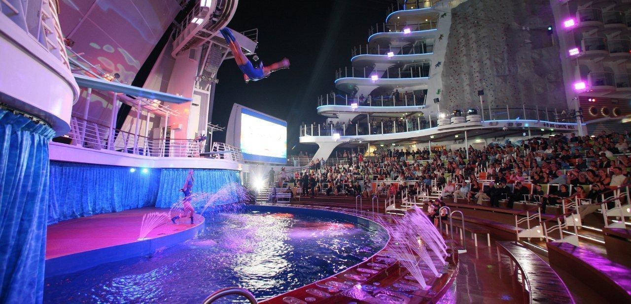 teatro acuático