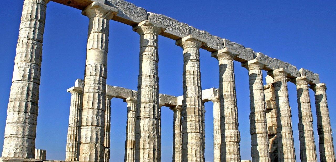 Templo de Poseidón de Atenas