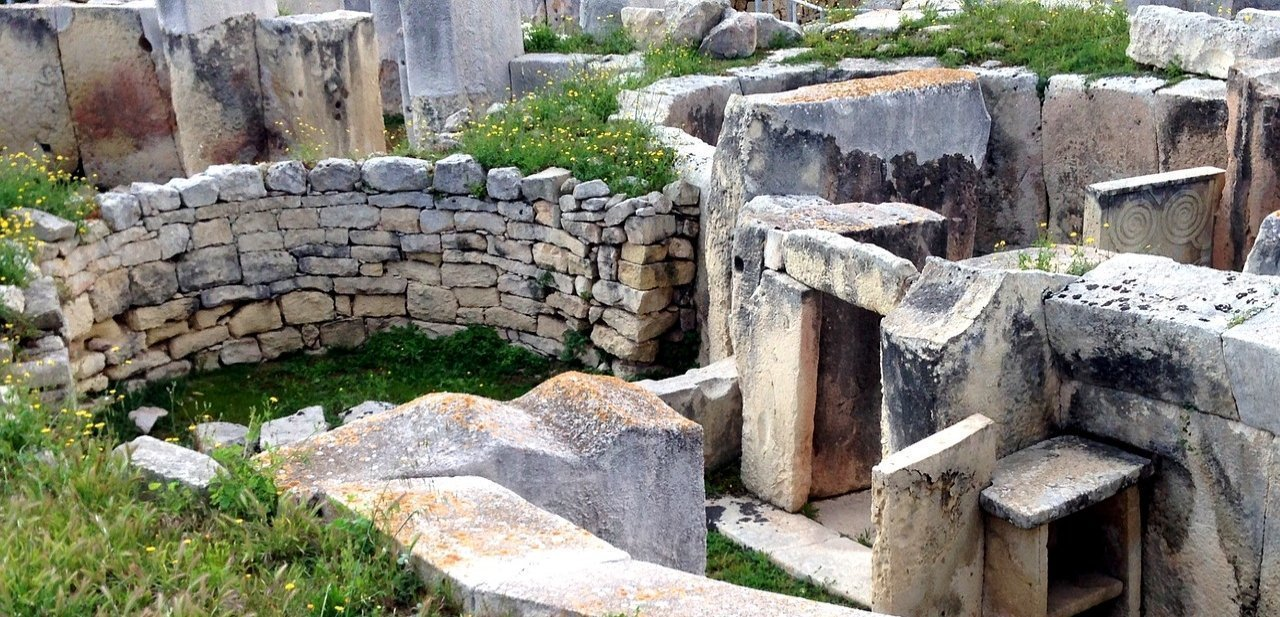 Templo megalítico en Malta
