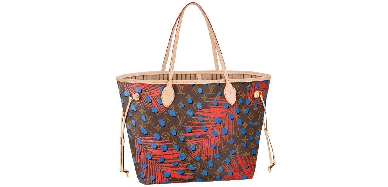 Tropical Journey modelo Neverfull