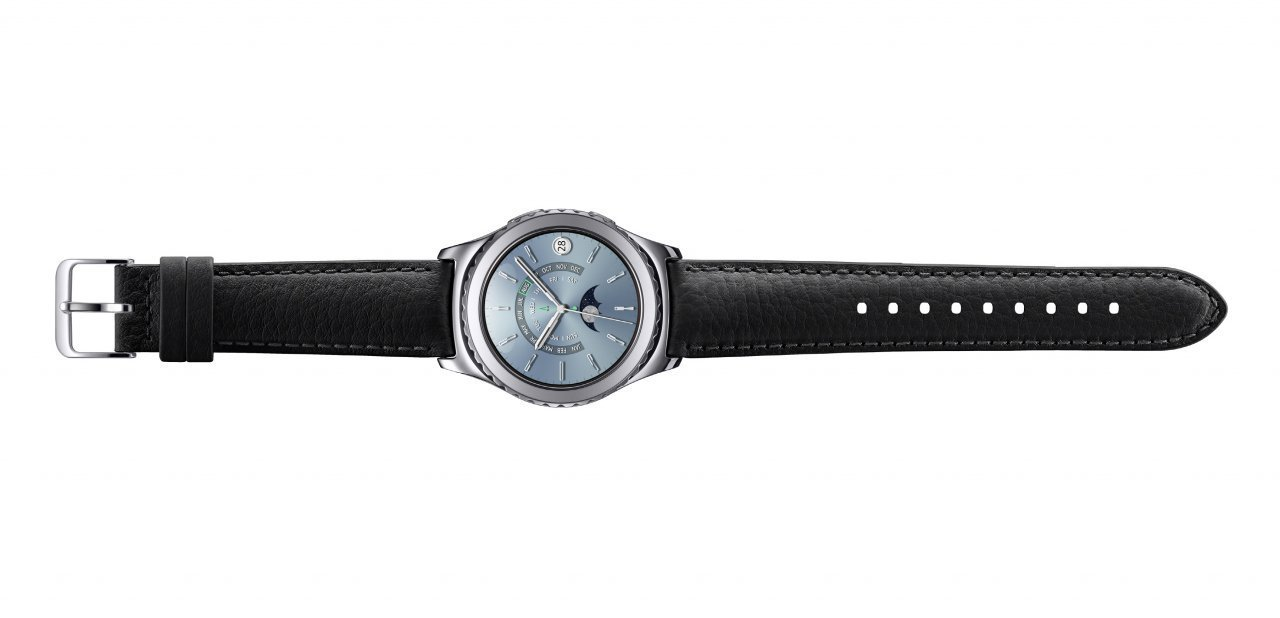 Un Gear S2 a la larga