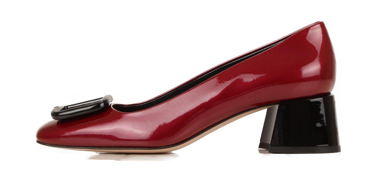 Un zapato bajo de Farrutx
