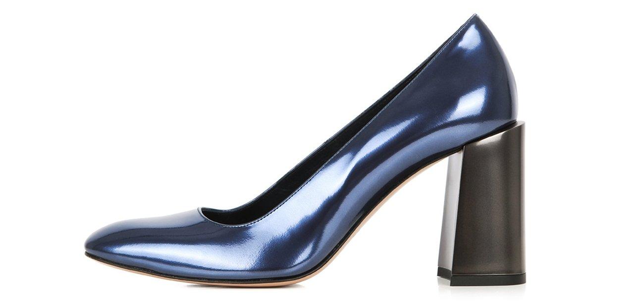 Un zapato de tacón de Farrutx
