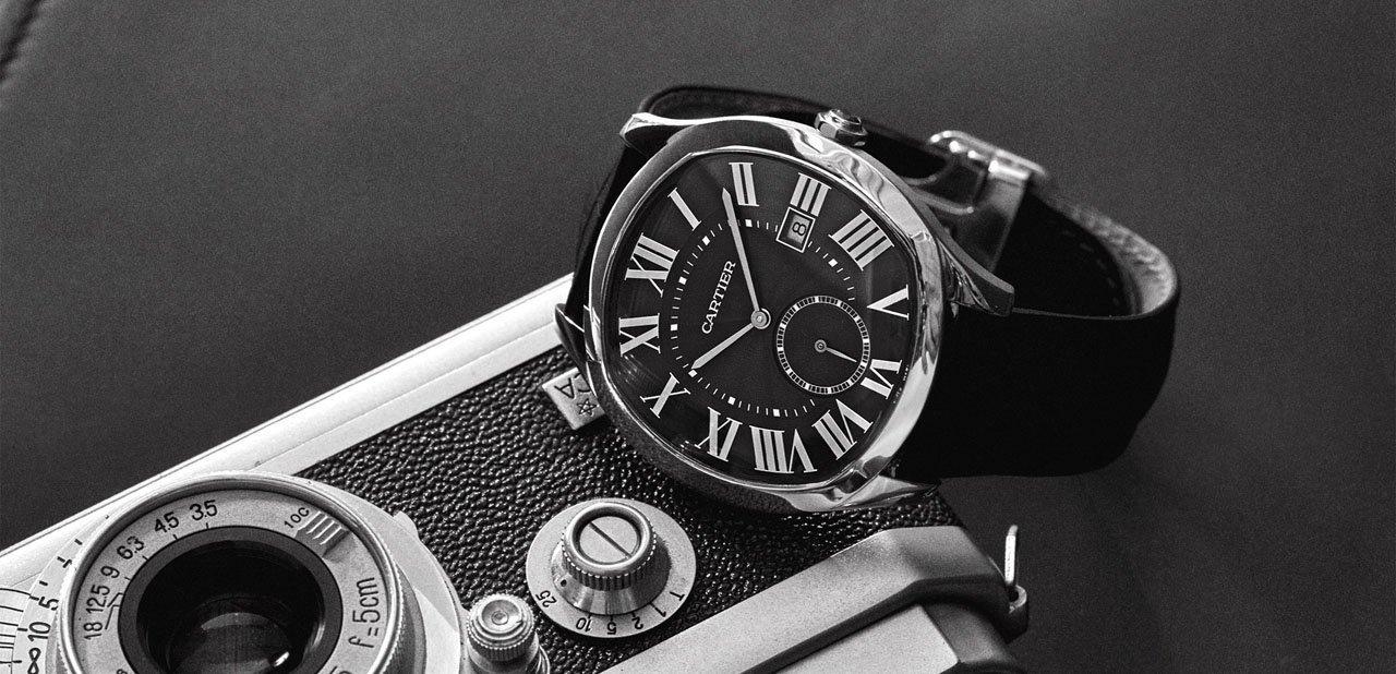 Una de las versiones del Drive de Cartier