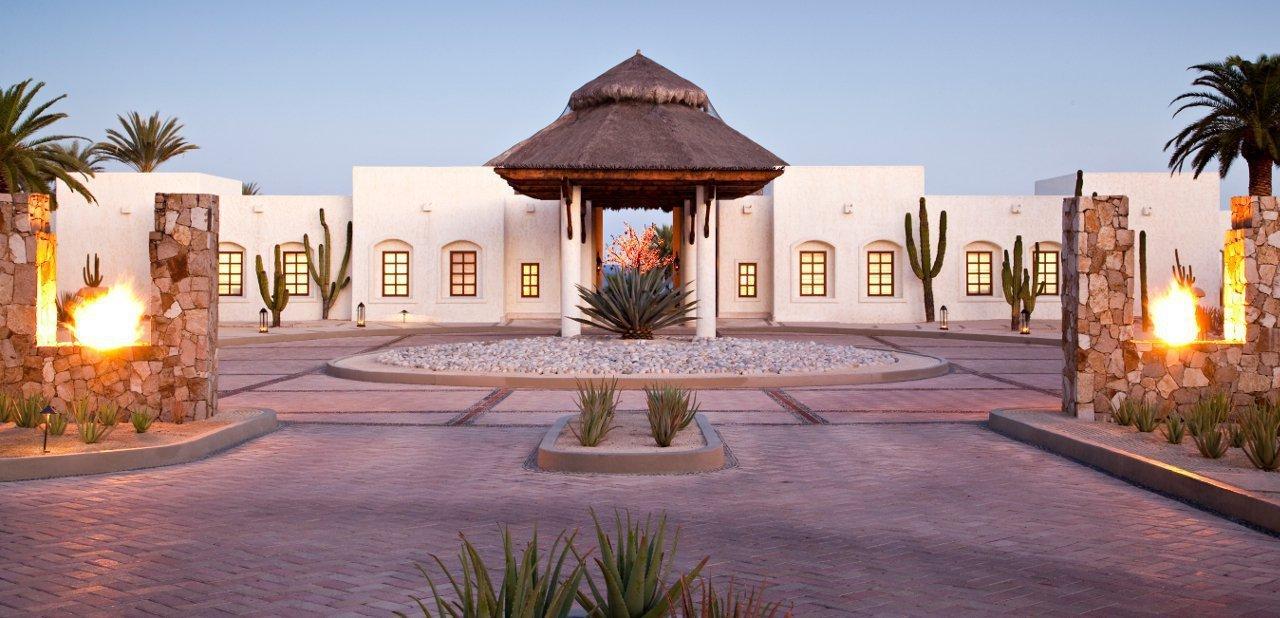 Uno de los espacios de Las Ventanas al Paraíso, México